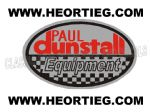 Paul Dunstall Equipment Transfer Decal D20082-3